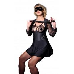 Robe Sombre Fantasme Noir
