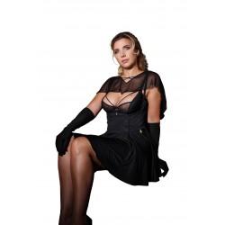 Robe Songe Charnel Noir